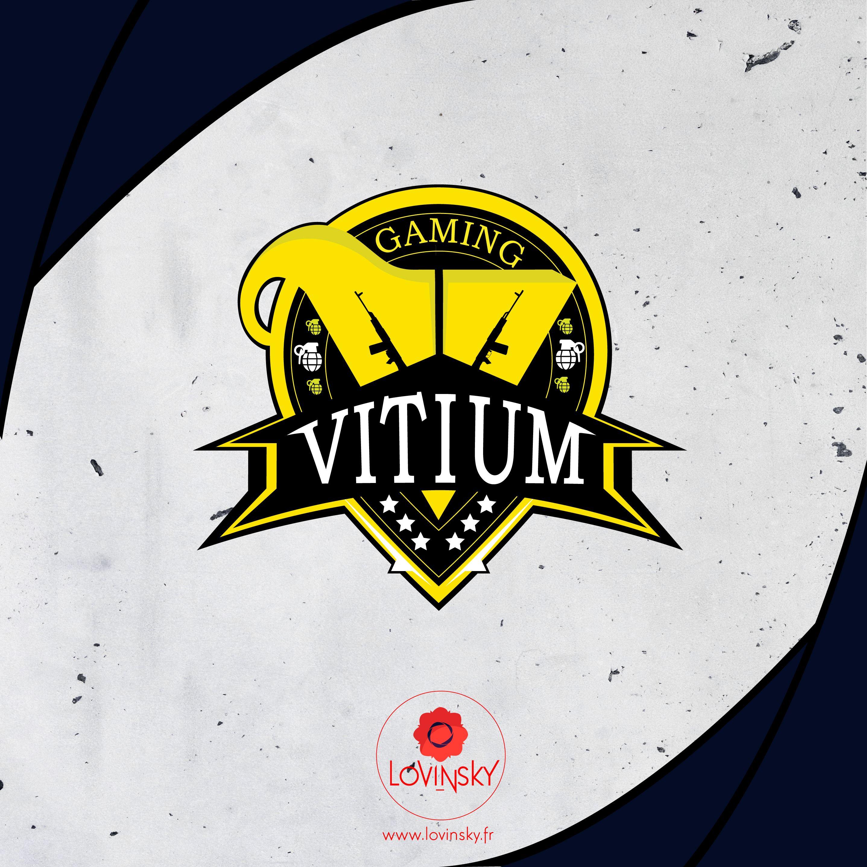 Vitium logo lovinsky graphiste webdesigner freelance nantes 44