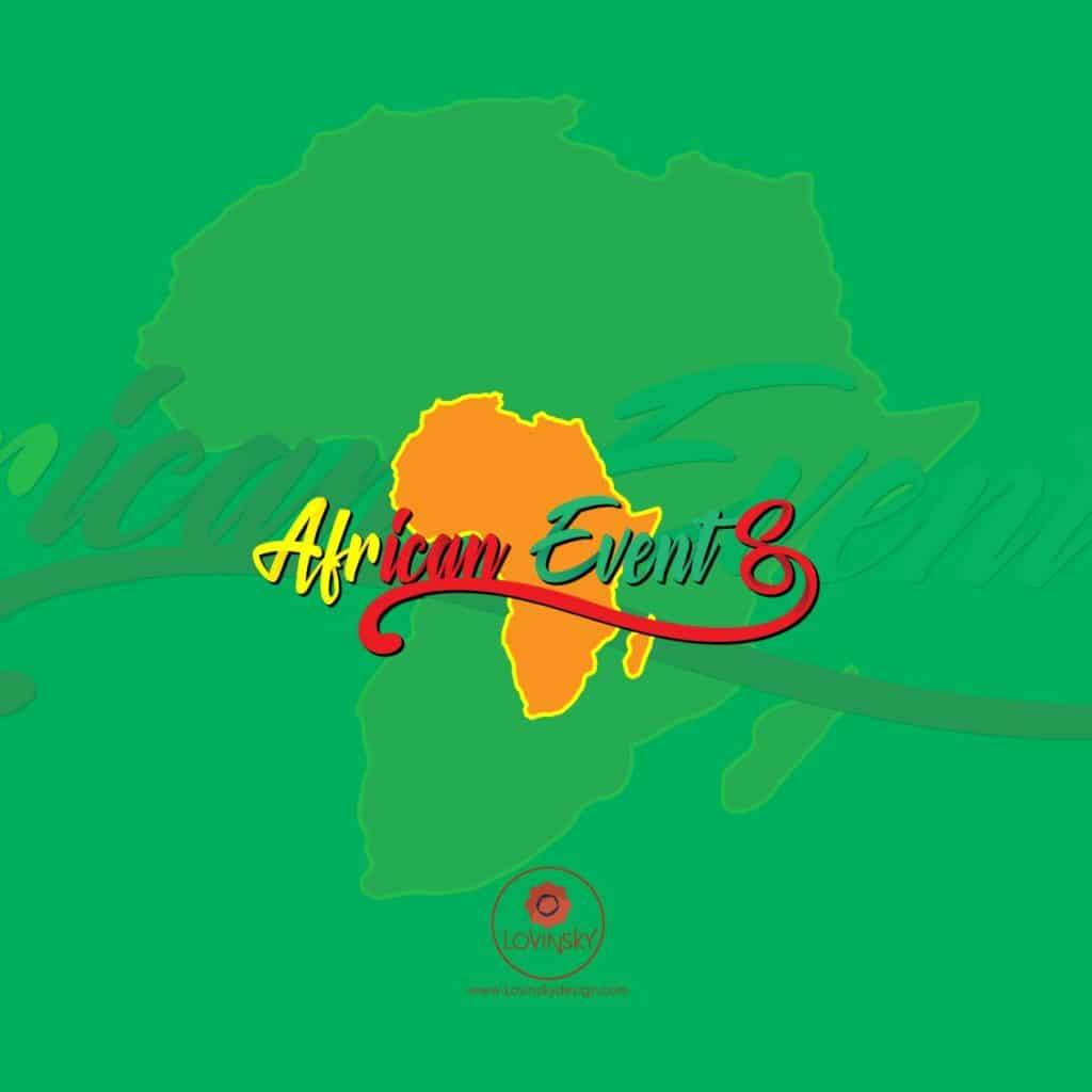 africain eventslovinsky freelance graphiste webdesigner nantes 44