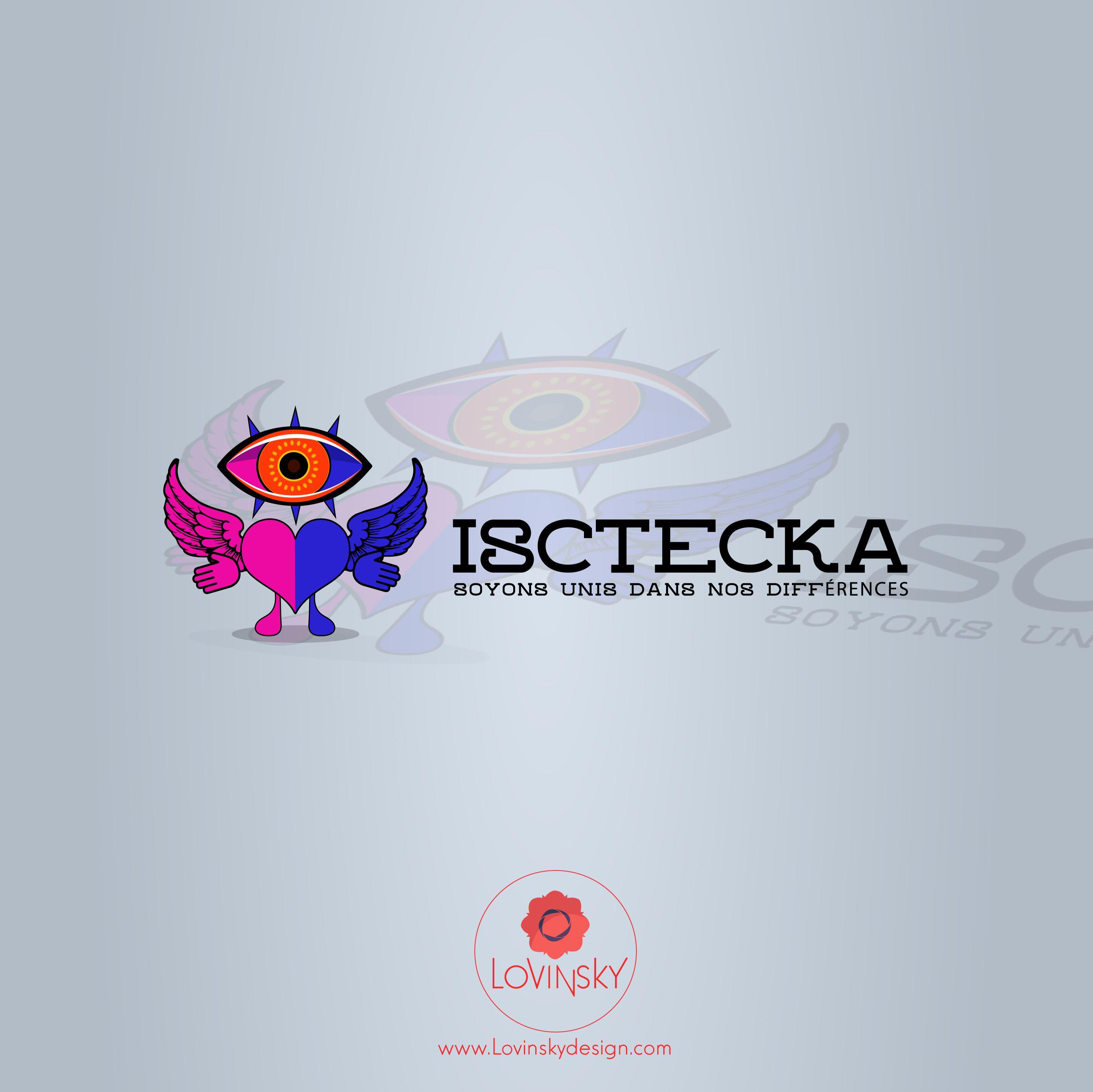 astecka logo lovinsky graphiste webdesigner freelance nantes 44
