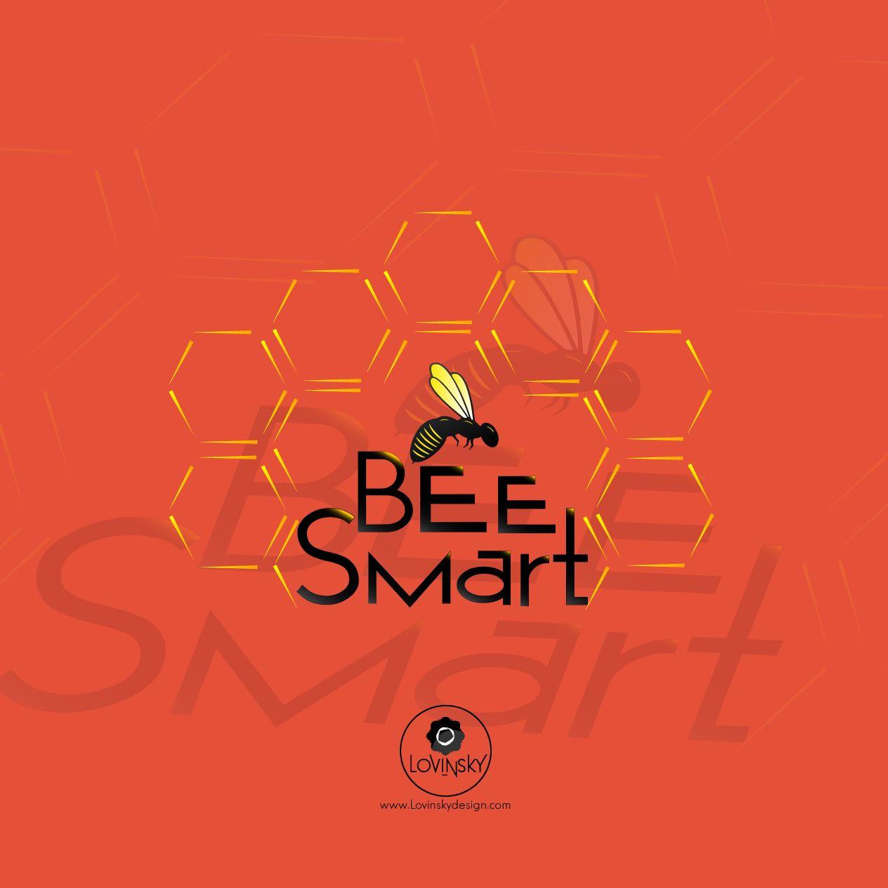 bee-smart logo lovinsky graphiste webdesigner freelance nantes 44