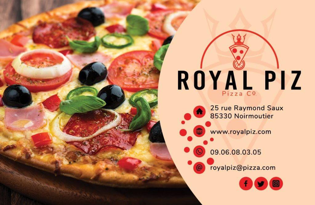 carte-de-visite-royal-piz pizza lovinsky graphiste webdesigner nantes 44