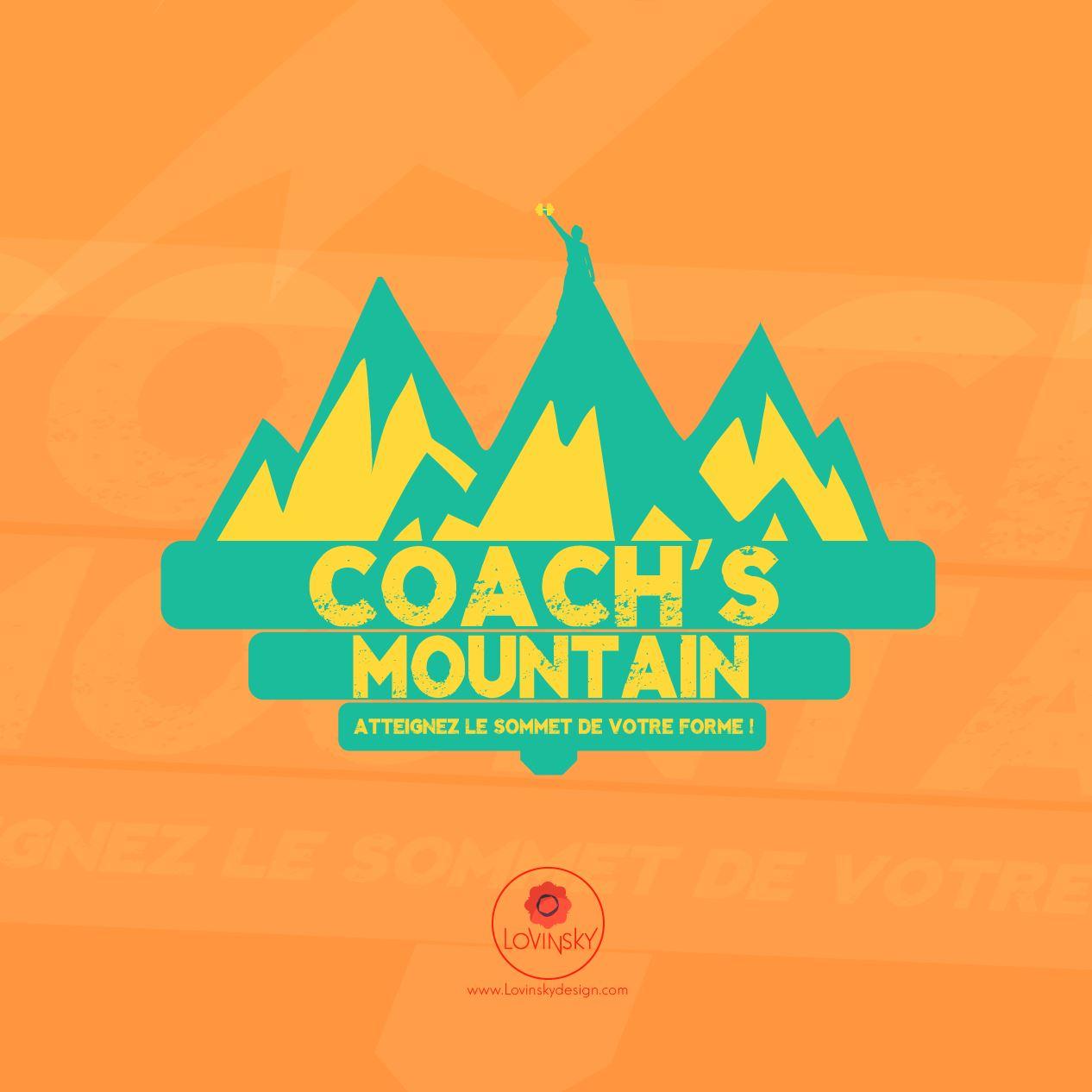 coachs-mountainlogo lovinsky graphiste webdesigner freelance nantes 44