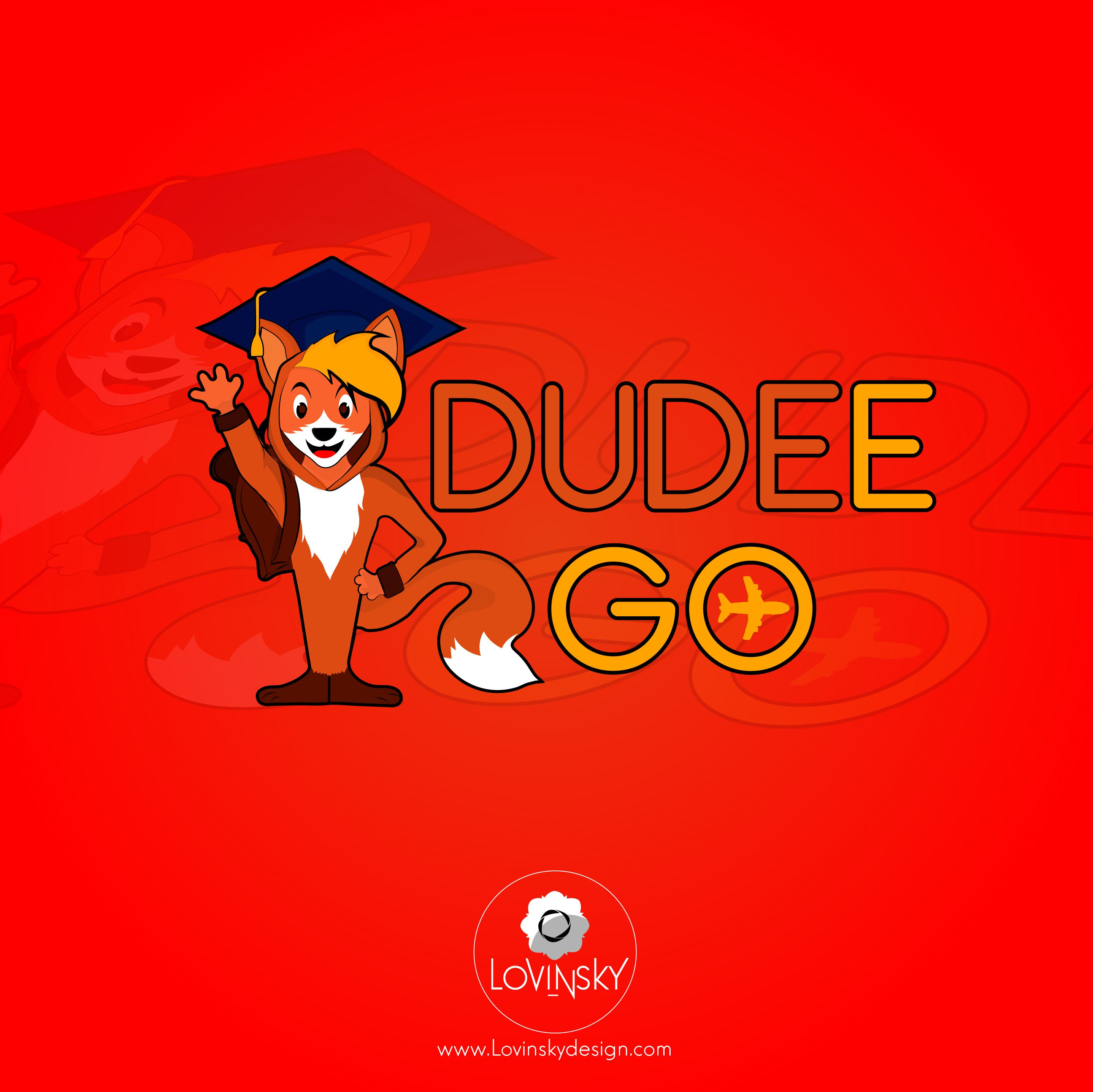 dudeego logo lovinsky graphiste webdesigner freelance nantes 44