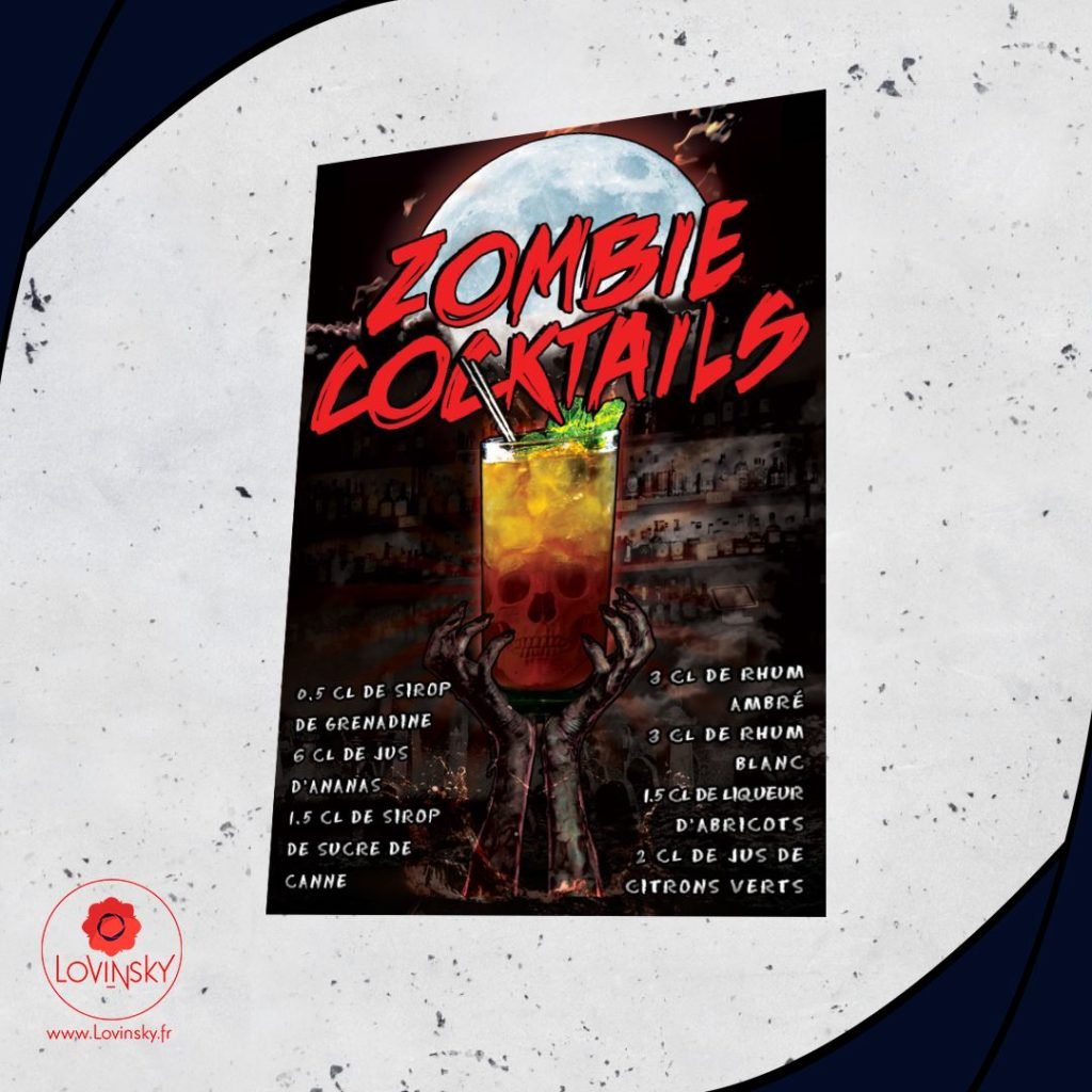 flyer cocktail zombie lovinsky design freelance nantes 44