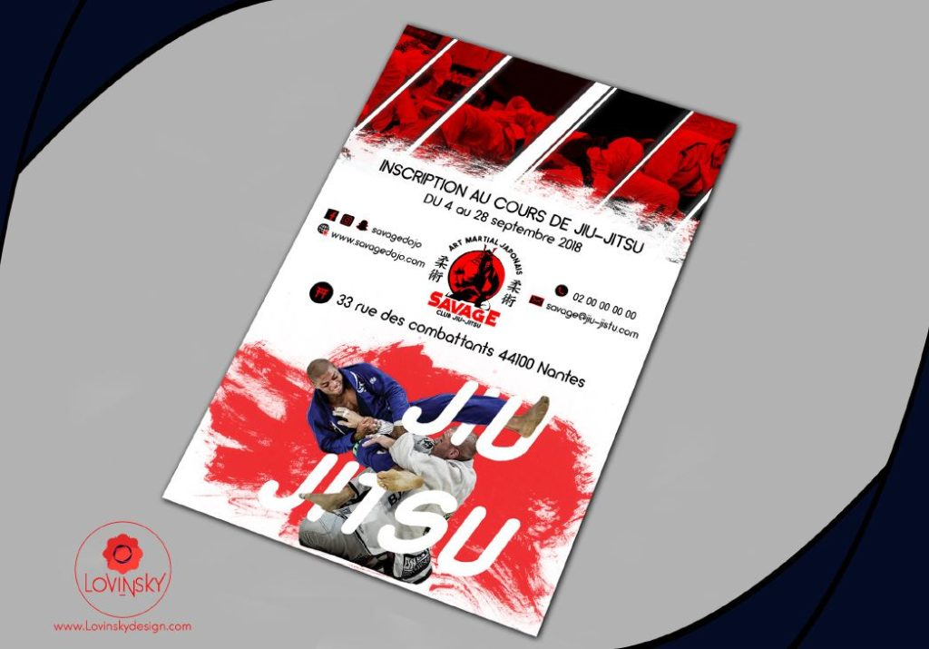 mockup-flyer-jiujitsu lovinsky graphiste webdesigner nanrtes 44