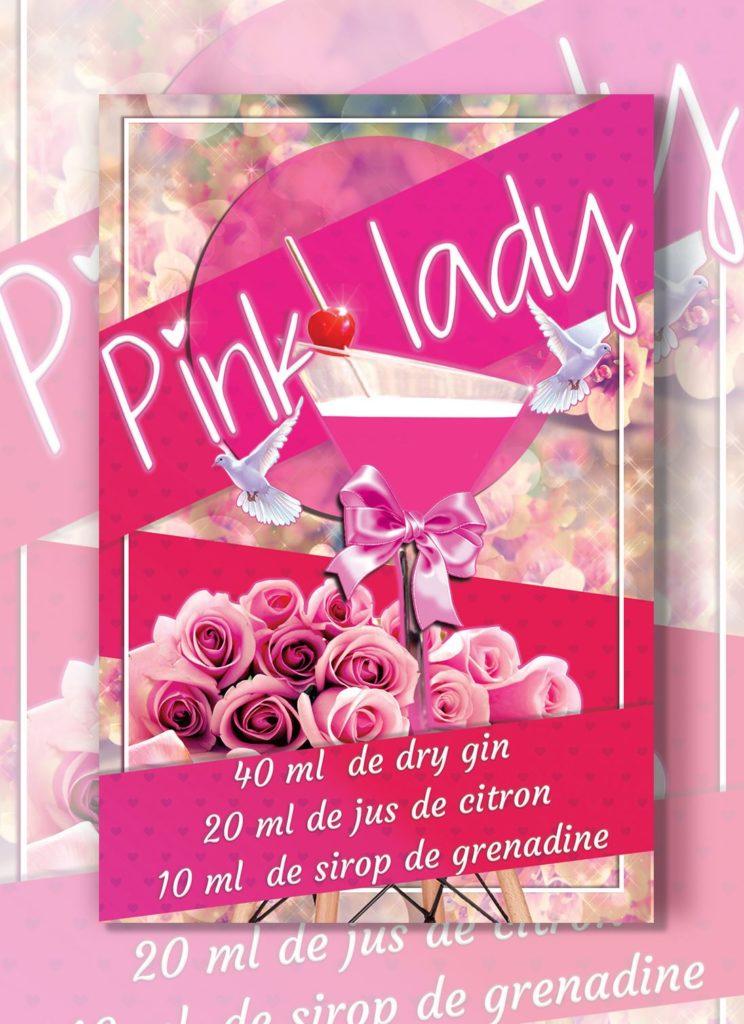 pink lady insta lovinsky graphiste webdesigner freelance nantes 44