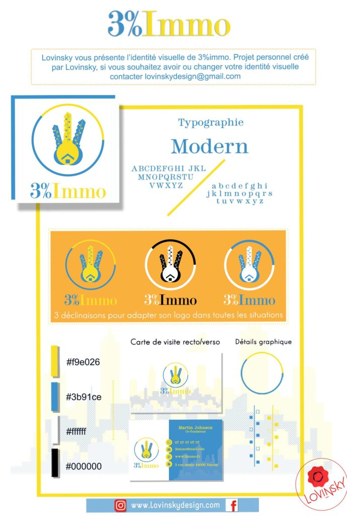 presentation-facebook-3%immo identité-visuelle-lovinsky-graphiste-webdesigner-freelance-nantes-44