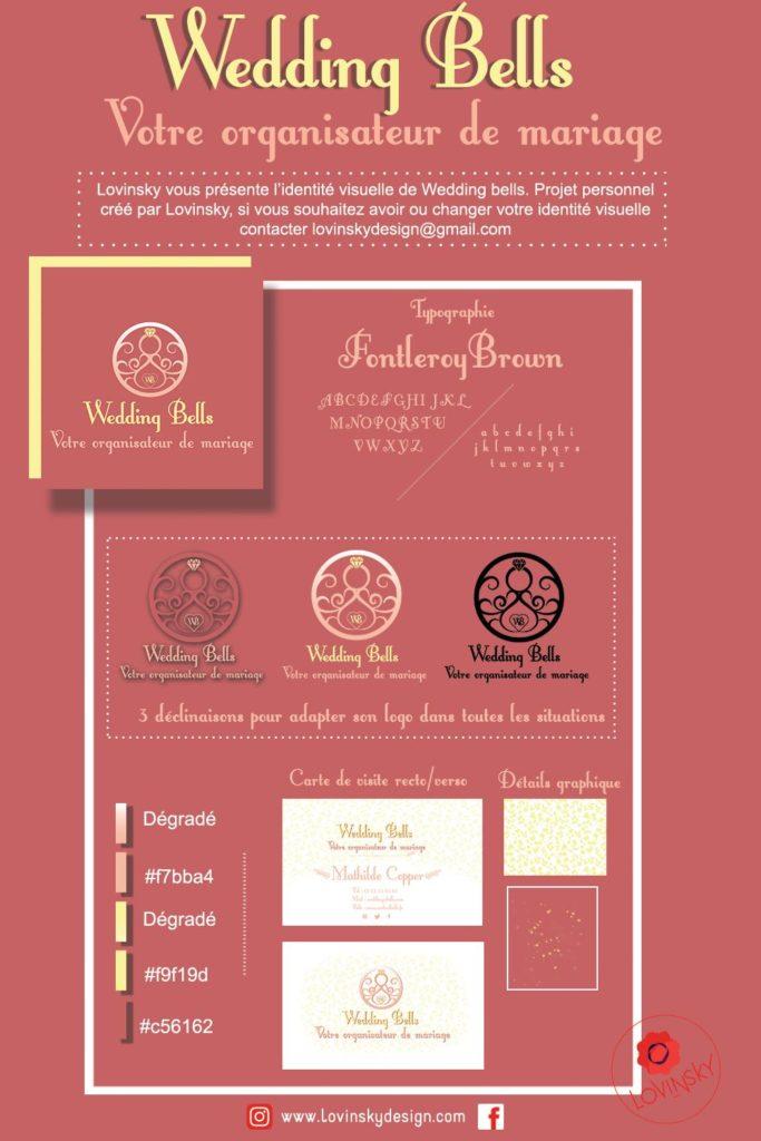 presentation-wedding logo lovinsky graphiste webdesigner freelance nantes 44
