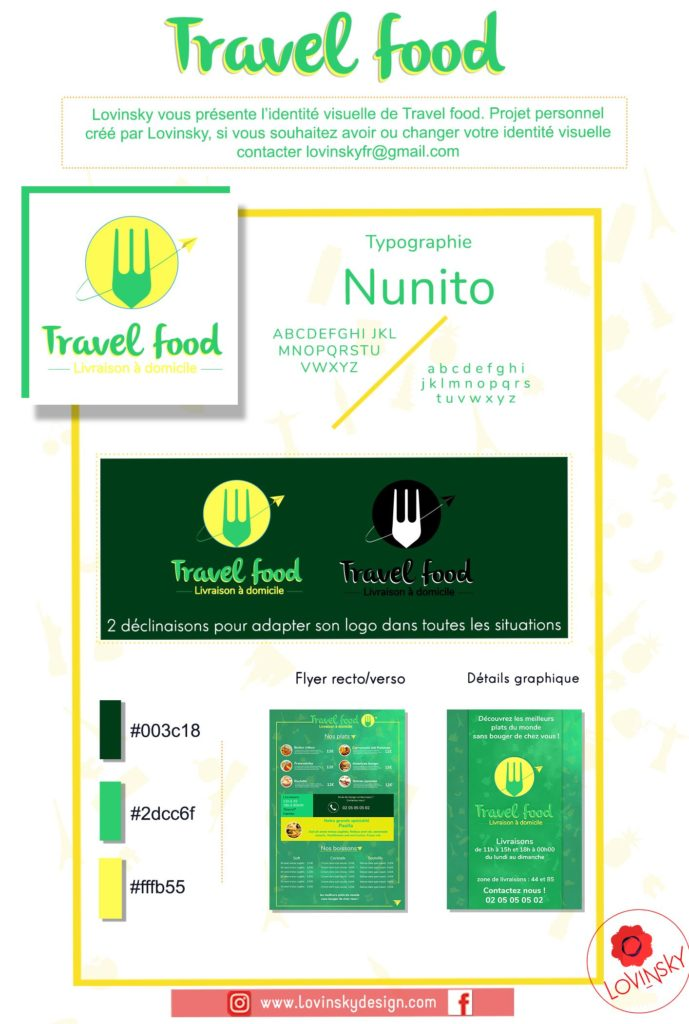 travel-food-presentation-facebook logo lovinsky graphiste webdesigner freelance nantes 44