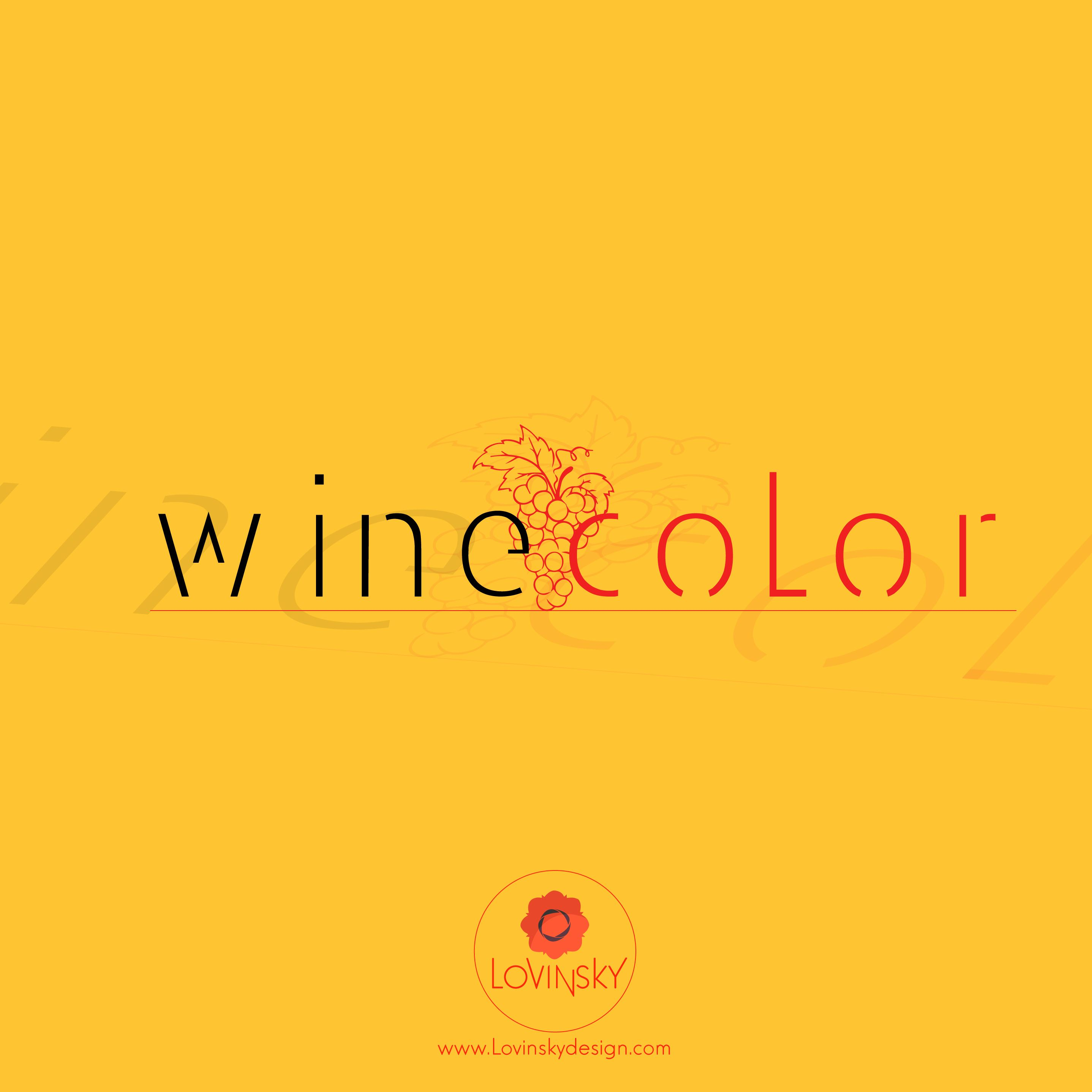 wine-color logo lovinsky graphiste webdesigner freelance nantes 44