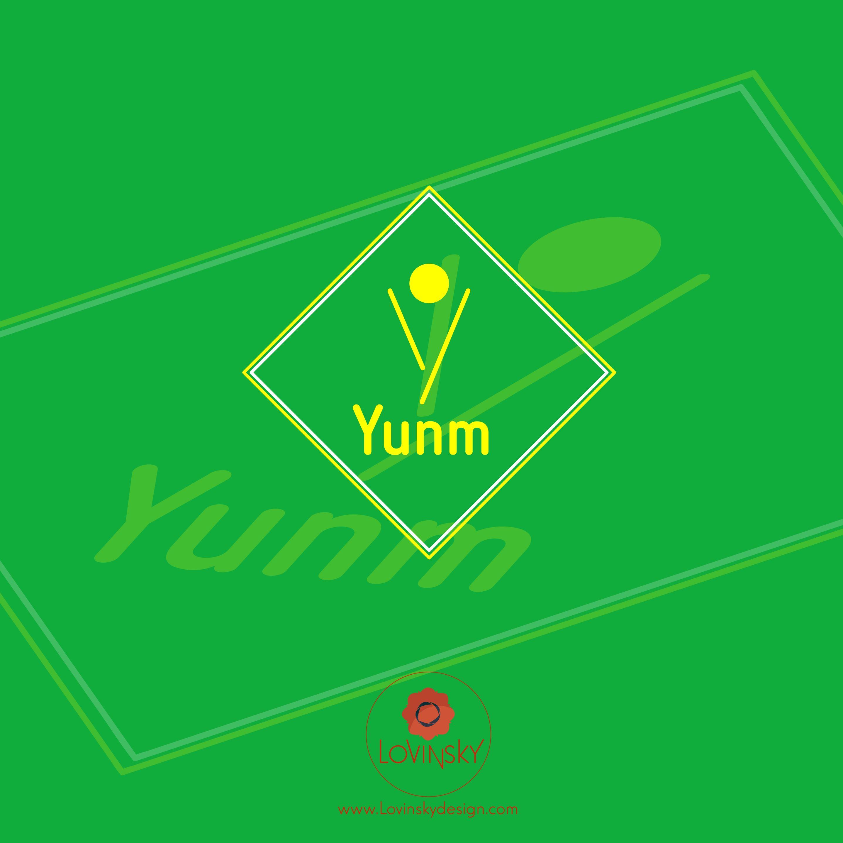 yunm logo lovinsky graphiste webdesigner freelance nantes 44