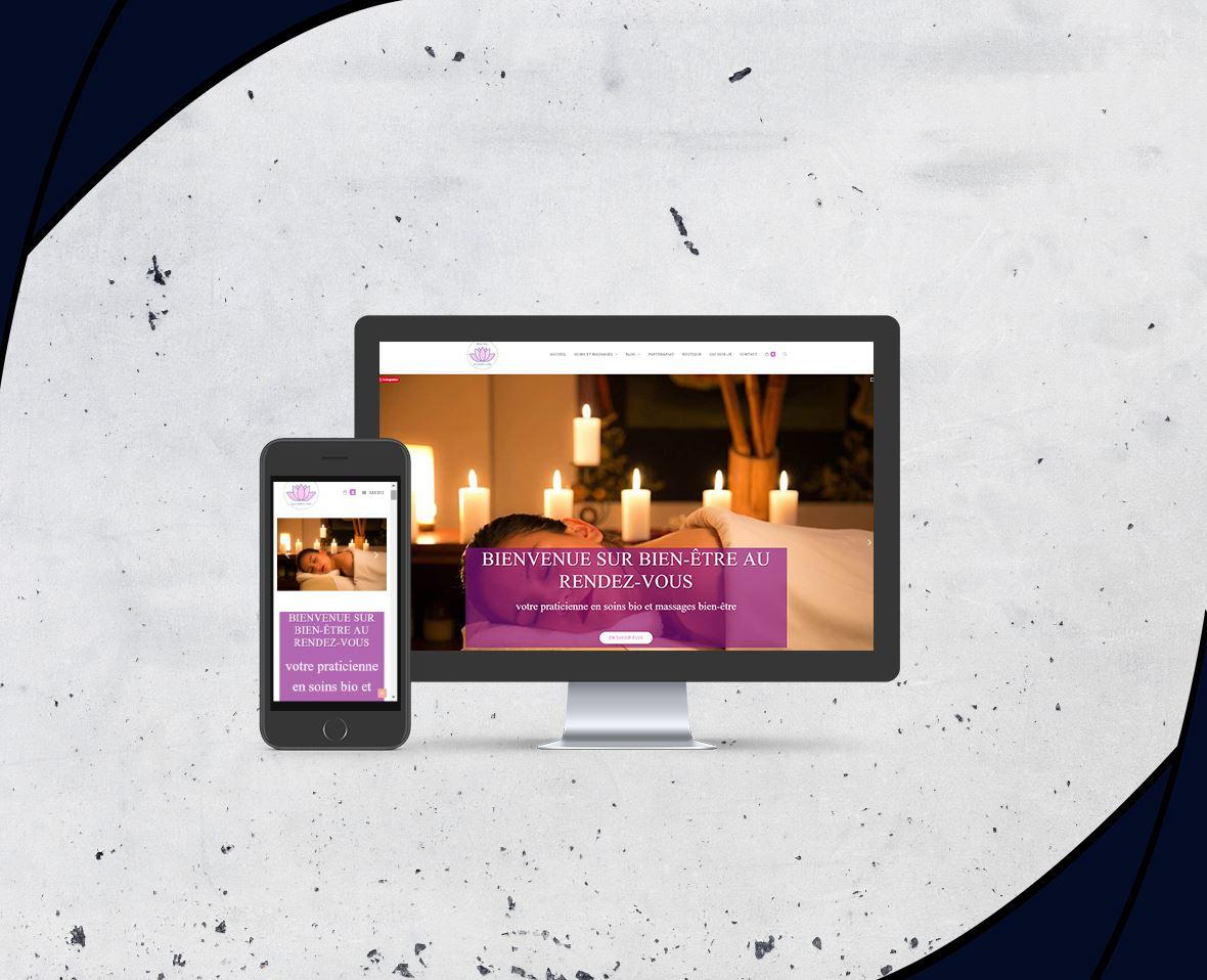 site internet boutique en ligne blog fait par lovinsky à nantes