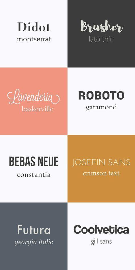 typographie hellonobo bonne combinaison