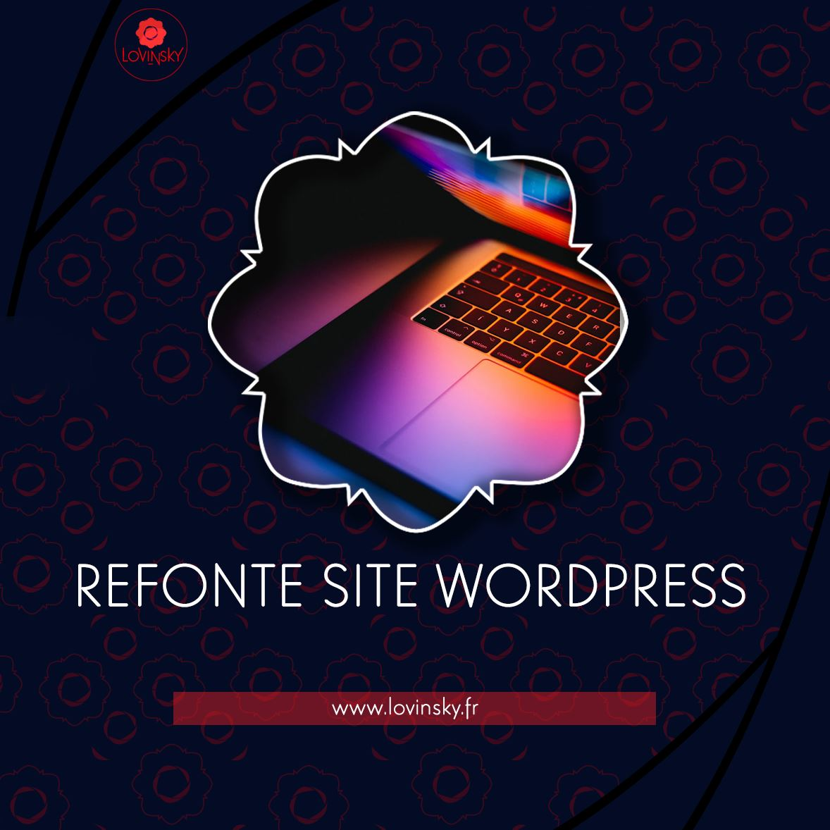 Refonte site wordpress