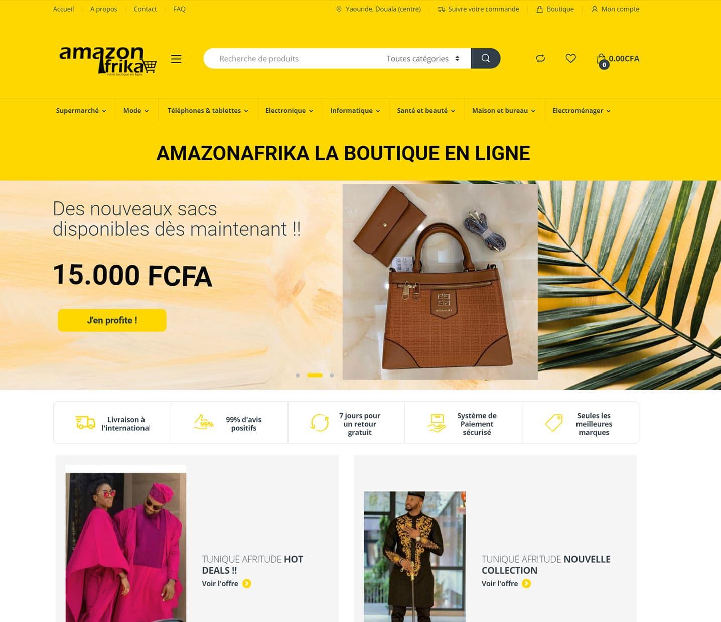 Amazonafrika