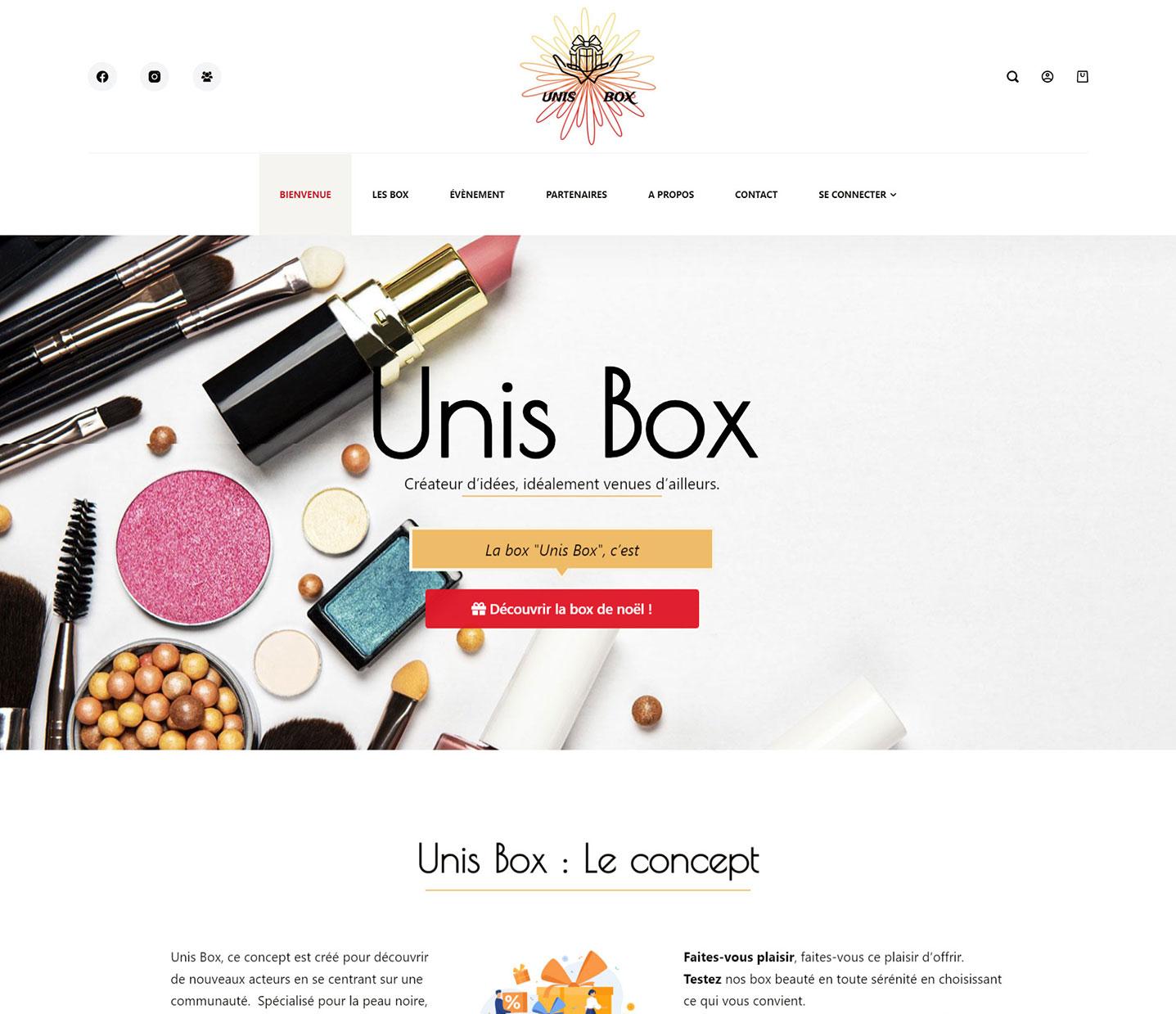 site box par abonnement